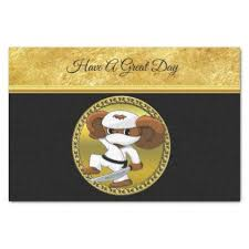 gold foil tissue paper gold and black foil cheburashka with a sword tissue paper
