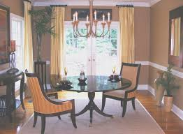 fresh dining room window treatments ideas interior design for home