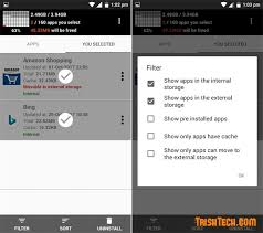uninstaller android remove apps from android with ks uninstaller