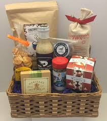 southern thanksgiving gift basket large featuring our