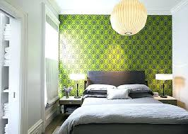 bedroom ideas with green walls bedroom green accent wall