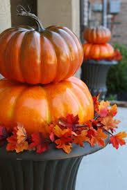 pumpkin topiary and easy outdoor pumpkin topiaries crafts topiaries
