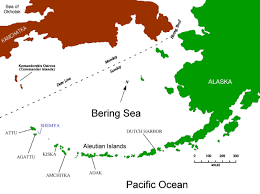 map of aleutian islands northwestpassage2011 dot com aleutian islands alaska kayak