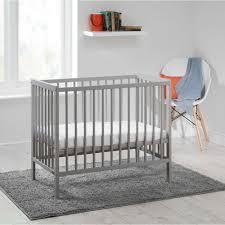 buy east coast carolina space saver cot with mattress grey