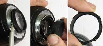 repair of nikon af s nikkor 50mm f 1 4g