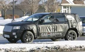 jeep grand 3 row seats 2010 jeep grand spied car and driver