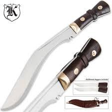 Buy Kitchen Knives Online Kukri Machetes Budk Com Knives U0026 Swords At The Lowest Prices