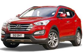 hyundai santa fe suv owner reviews mpg problems reliability