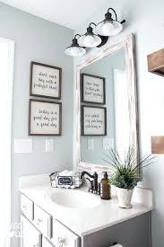 wall decorating ideas for bathrooms half bath decor bathroom amazing best decorating ideas design