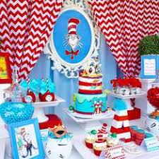 dr seuss party dr seuss party ideas catch my party