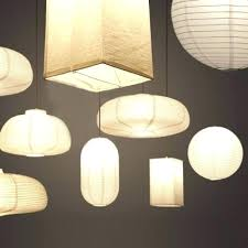 Paper Lantern Pendant Light Paper Lantern Hanging L Paper Pendant Lights Large Paper