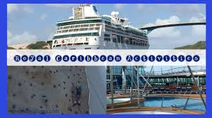 royal caribbean cruise activities on vision of the seas baby gizmo