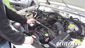 how to replace ignition coil pack on 1997 2001 jeep cherokee xj