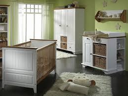 babyzimmer möbel set babyzimmer set 4teilig kinderzimmer möbel 2farbig weiß honig