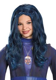 Girls Halloween Makeup Girls Evie Wig