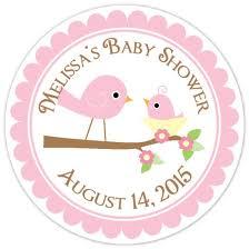 bird baby shower baby birds baby shower labels and baby bird custom baby