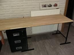 casier de bureau metal bricolage de l idée à la réalisation bureau style industrielle