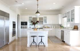 off white cabinets with granite countertops u2014 smith design white