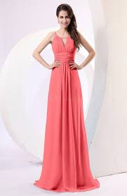 bridesmaid dresses coral bridesmaid dresses uwdress
