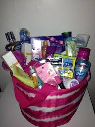 diy gift basket for college college gifts