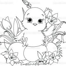 cute coloring pages for easter cute coloring pages for easter new easter draw so cute coloring