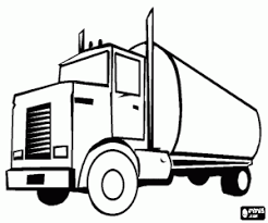 trucks coloring pages printable games 2