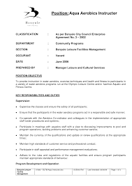Cosmetology Instructor Resume Sample It Instructor Cover Letter Personal Trainer Sample Resume Sample
