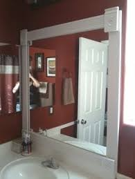 Bathroom Mirror Remodel by A Pre Fab Shower Can Be Made To Look New And Dressed Up By Adding