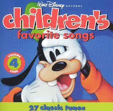 disney children s favorites songs vol 4 disney songs