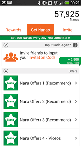 free gift cards app how to gain dozens of appnana referrals earn free gift cards by