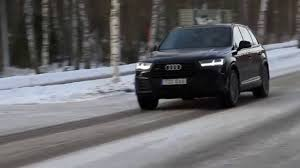 all audi q7 blacked out 2016 audi q7 tdi quattro 272ps with details