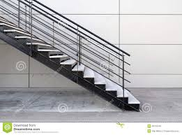 Industrial Stairs Design Industrial Stairs Exterior Stock Photo Image Of Pattern 49139748