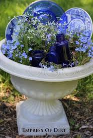 Glass Garden Decor 374 Best Unique Yard And Garden Ideas And Decor Images On