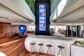 google tel aviv office interiors idesignarch interior design