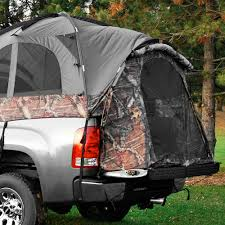 Dodge Ram Truck Bed Tent - napier 57122 mossy oak break up color sportz camouflage truck tent