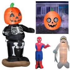 inflatable yard decorations halloween