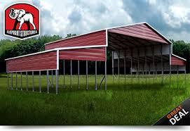 prefab steel buildings elephant barns