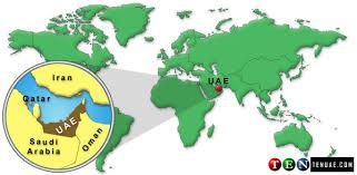 map of the uae united arab emirates uae map and maps of abu dhabi dubai