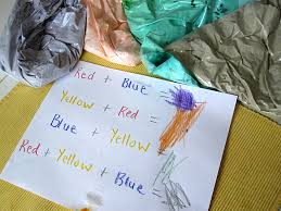 color mixing with a toddler u0026 preschooler no time for flash cards