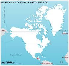 america map guatemala guatemala location map in america guatemala location in