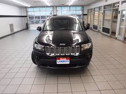 2017 used jeep compass latitude fwd at landers chevrolet serving