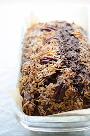 german chocolate chip banana bread taste love and nourish