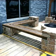 corner fire pit fire pit seats saw this corner bench at today i