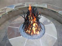Custom Gas Fire Pits - gas fire pit design gallery