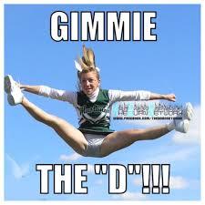 The D Meme - gimme the d imgur