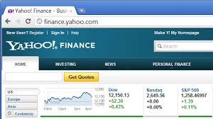 Yahoo Finance How To Historical Stock Data From Yahoo Finance
