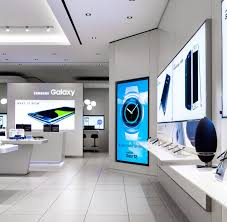 home design stores in toronto samsung store at sherway gardens by cutler toronto canada