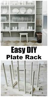 Plate Holders For Cabinets by Simple Plate Display Rack Plate Racks Custom Plates And Pantry