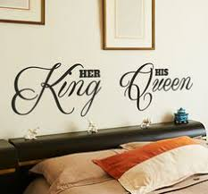 King And Queen Wall Decor King And Queen Crowns From Kirklands And Ampersand From Hobby