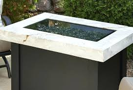 Rocks For Firepit Glass Pit Table Propane Pit Table Glass Rocks